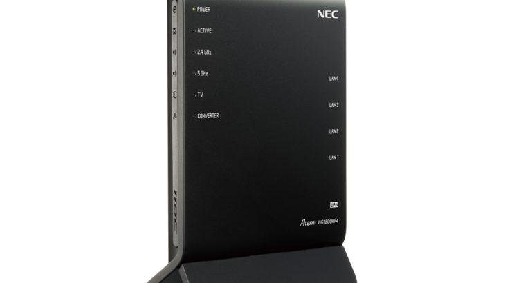 ルーターのUSBポートを使用した簡易NAS設置