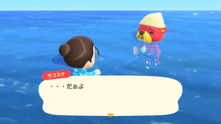 2020/10/27 -あつ森プレイ日記-