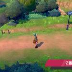 【ポケモン剣盾】盾メイン進行中:2番道路まで『プレイ日記#1』